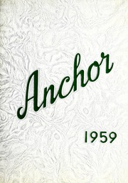 1959 Edition, Mayodan High School - Anchor Yearbook (Mayodan, NC)