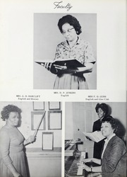 Page 12, 1963 Edition, P W Moore High School - Lion Yearbook (Elizabeth City, NC) online yearbook collection