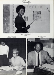 Page 14, 1963 Edition, P W Moore High School - Lion Yearbook (Elizabeth City, NC) online yearbook collection