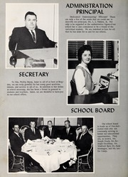 Page 10, 1965 Edition, Brogden High School - Brohican Yearbook (Dudley, NC) online yearbook collection