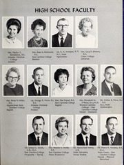 Page 11, 1965 Edition, Brogden High School - Brohican Yearbook (Dudley, NC) online yearbook collection