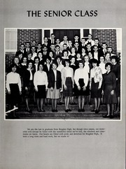 Page 13, 1965 Edition, Brogden High School - Brohican Yearbook (Dudley, NC) online yearbook collection