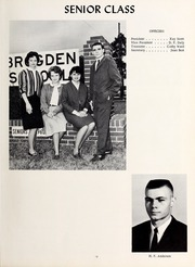 Page 17, 1965 Edition, Brogden High School - Brohican Yearbook (Dudley, NC) online yearbook collection