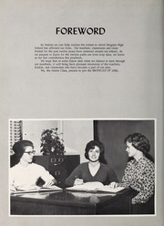 Page 6, 1965 Edition, Brogden High School - Brohican Yearbook (Dudley, NC) online yearbook collection