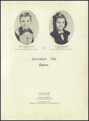 Page 11, 1954 Edition, Grantham High School - Grannawayne Yearbook (Grantham, NC) online yearbook collection