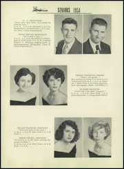 Page 14, 1954 Edition, Grantham High School - Grannawayne Yearbook (Grantham, NC) online yearbook collection