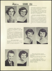 Page 15, 1954 Edition, Grantham High School - Grannawayne Yearbook (Grantham, NC) online yearbook collection