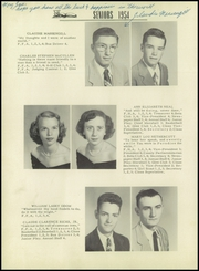 Page 16, 1954 Edition, Grantham High School - Grannawayne Yearbook (Grantham, NC) online yearbook collection
