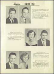 Page 17, 1954 Edition, Grantham High School - Grannawayne Yearbook (Grantham, NC) online yearbook collection
