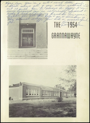 Page 5, 1954 Edition, Grantham High School - Grannawayne Yearbook (Grantham, NC) online yearbook collection