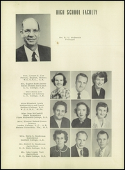 Page 8, 1954 Edition, Grantham High School - Grannawayne Yearbook (Grantham, NC) online yearbook collection
