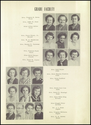 Page 9, 1954 Edition, Grantham High School - Grannawayne Yearbook (Grantham, NC) online yearbook collection