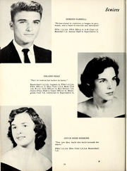 Page 22, 1958 Edition, Grantham High School - Grannawayne Yearbook (Grantham, NC) online yearbook collection