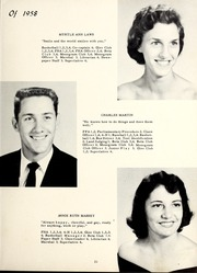 Page 25, 1958 Edition, Grantham High School - Grannawayne Yearbook (Grantham, NC) online yearbook collection