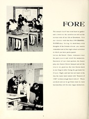 Page 8, 1958 Edition, Grantham High School - Grannawayne Yearbook (Grantham, NC) online yearbook collection