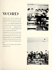 Page 9, 1958 Edition, Grantham High School - Grannawayne Yearbook (Grantham, NC) online yearbook collection