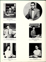 Page 10, 1959 Edition, Grantham High School - Grannawayne Yearbook (Grantham, NC) online yearbook collection