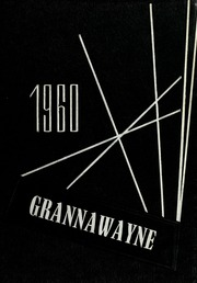 Grantham High School - Grannawayne Yearbook (Grantham, NC) online yearbook collection, 1960 Edition, Page 1