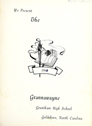 Page 5, 1960 Edition, Grantham High School - Grannawayne Yearbook (Grantham, NC) online yearbook collection