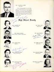 Page 12, 1961 Edition, Grantham High School - Grannawayne Yearbook (Grantham, NC) online yearbook collection