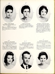 Page 17, 1961 Edition, Grantham High School - Grannawayne Yearbook (Grantham, NC) online yearbook collection