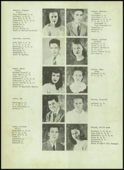 Page 12, 1945 Edition, Elise High School - Elysian Yearbook (Robbins, NC) online yearbook collection