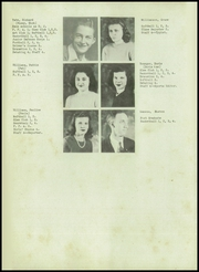 Page 14, 1945 Edition, Elise High School - Elysian Yearbook (Robbins, NC) online yearbook collection