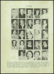 Page 8, 1945 Edition, Elise High School - Elysian Yearbook (Robbins, NC) online yearbook collection