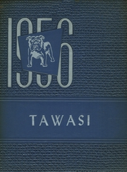 1956 Edition, La Grange High School - Tawasi Yearbook (La Grange, NC)