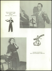 Page 10, 1956 Edition, La Grange High School - Tawasi Yearbook (La Grange, NC) online yearbook collection
