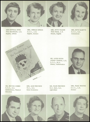 Page 11, 1956 Edition, La Grange High School - Tawasi Yearbook (La Grange, NC) online yearbook collection