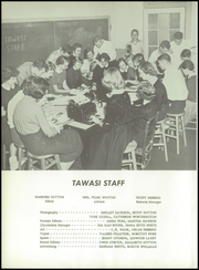 Page 12, 1956 Edition, La Grange High School - Tawasi Yearbook (La Grange, NC) online yearbook collection