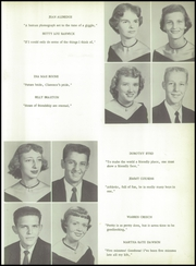Page 15, 1956 Edition, La Grange High School - Tawasi Yearbook (La Grange, NC) online yearbook collection