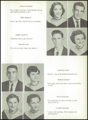 Page 17, 1956 Edition, La Grange High School - Tawasi Yearbook (La Grange, NC) online yearbook collection