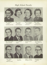 Page 11, 1958 Edition, Norwood High School - Norwoodian Yearbook (Norwood, NC) online yearbook collection