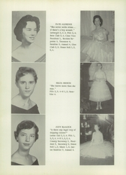 Page 16, 1958 Edition, Norwood High School - Norwoodian Yearbook (Norwood, NC) online yearbook collection