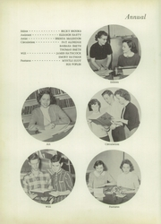 Page 6, 1958 Edition, Norwood High School - Norwoodian Yearbook (Norwood, NC) online yearbook collection