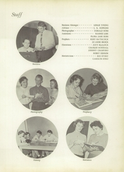Page 7, 1958 Edition, Norwood High School - Norwoodian Yearbook (Norwood, NC) online yearbook collection