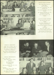 Page 12, 1953 Edition, Charlotte Technical High School - Technique Yearbook (Charlotte, NC) online yearbook collection