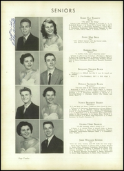 Page 16, 1953 Edition, Charlotte Technical High School - Technique Yearbook (Charlotte, NC) online yearbook collection