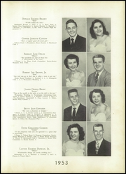Page 17, 1953 Edition, Charlotte Technical High School - Technique Yearbook (Charlotte, NC) online yearbook collection