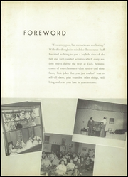 Page 7, 1953 Edition, Charlotte Technical High School - Technique Yearbook (Charlotte, NC) online yearbook collection