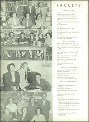 Page 16, 1954 Edition, Charlotte Technical High School - Technique Yearbook (Charlotte, NC) online yearbook collection