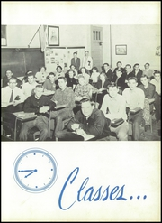 Page 17, 1954 Edition, Charlotte Technical High School - Technique Yearbook (Charlotte, NC) online yearbook collection