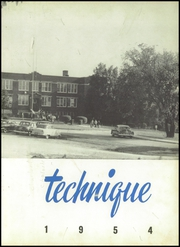 Page 7, 1954 Edition, Charlotte Technical High School - Technique Yearbook (Charlotte, NC) online yearbook collection