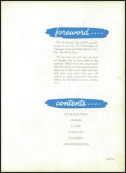 Page 9, 1954 Edition, Charlotte Technical High School - Technique Yearbook (Charlotte, NC) online yearbook collection