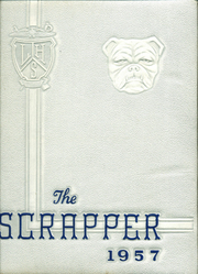1957 Edition, Liberty High School - Scrapper Yearbook (Liberty, NC)