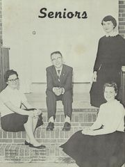 Page 11, 1957 Edition, Liberty High School - Scrapper Yearbook (Liberty, NC) online yearbook collection
