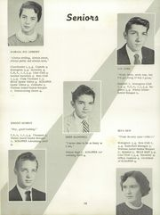 Page 14, 1957 Edition, Liberty High School - Scrapper Yearbook (Liberty, NC) online yearbook collection