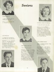 Page 15, 1957 Edition, Liberty High School - Scrapper Yearbook (Liberty, NC) online yearbook collection